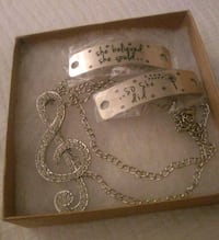 New Music lovers necklaces &/or shoe jewelry Woodbridge, 22191