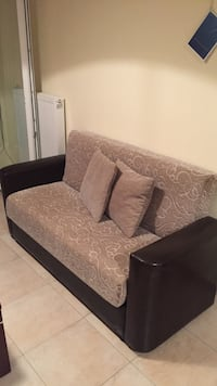 Brown sofa Kavala, 65404