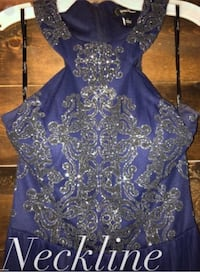 Prom Dress (Enlarged top for detail) Grovetown, 30813