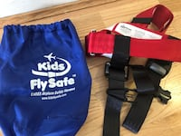 Kids Fly Safe Harness  Quincy, 02169