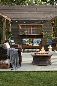 Natural Gas Fire Table Houston