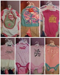 Female baby clothing  Fort Lauderdale, 33311