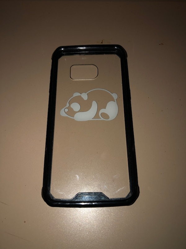 sneakers for cheap 8ac4c fc783 Used Samsung galaxy S7 edge panda case for sale in South San ...