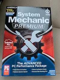 System Mechanic Premium- Unlimited PCs in Home Torrance, 90505