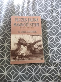 Frozen Fauna of the Mammoth Steppe book