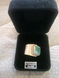 Sterling silver  ring  Manchester, 03104