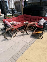 1930s Vintage Retro Antique Rollfast Bicycle With  Pickering, L1X 1G8