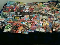 assorted Marvel comic book collection El Paso, 79922