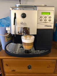Saeco Royal Professional fully automatic espresso machine Toronto, M4K 2E3