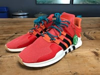 Adidas EQT Support Summer Spice (size 10) Culver City, 90232