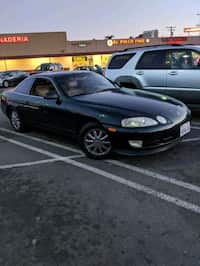 """Used Lexus SC400 RWD Clean title, Cold AC 2020 tags 18"""" for"""