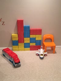 Melissa and Doug blocks Woodbridge, 22192