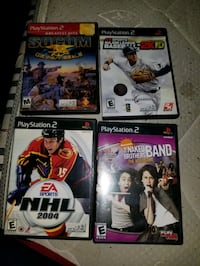 Ps2 games Mississauga, L5R 3T7
