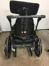 Reclining wheelchair Mission