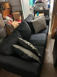 Sofa w/Pillows