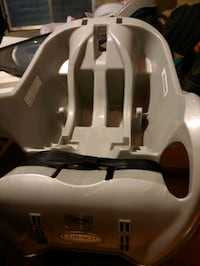 Car seat with bases