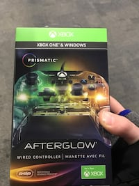 Wired glow Xbox one controller Calgary, T2T 1T3