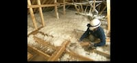 Ramos Fiberglass Blown-in Insulation Arlington