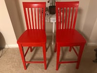 Ashley Furniture Store Bar Height Wooden Chairs - BRAND NEW Rockville, 20852