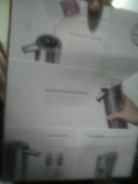 SIMPLEHUMAN AUTO SOAP DISPENSER FOR SALE Brantford, N3S 3P6