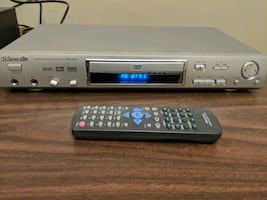 DVD / MP3 / CD / CD-R / CD-RW Player