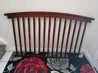 Crib and mattress. Pet and smoke free home.   Whitby, L1N 6W6