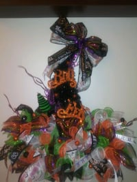 witches Hat Halloween Decor