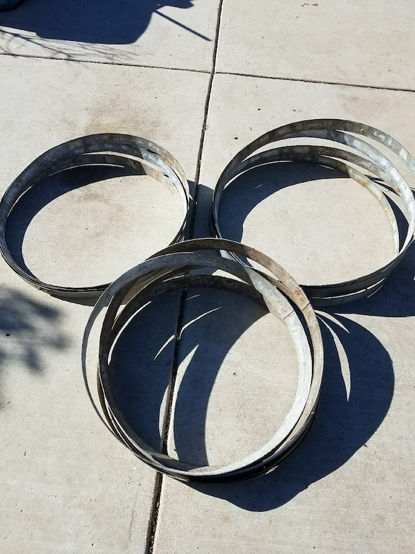 Used Wine Barrel Rings For Sale In Soledad Letgo