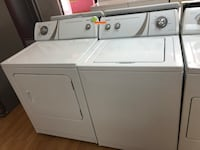 Roper white washer and dryer set Woodbridge, 22191