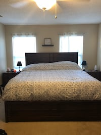 King size bedroom set Camby, 46113