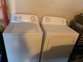 Electric Washer and Dryer 450 obo