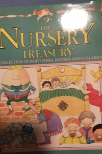 Nursery Treasury hardback Columbia, 21045
