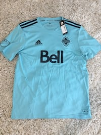 Whitecaps Jersey Vancouver, V6A 2S5