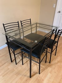 Dining Table Set & Coffee Table New York, 10306