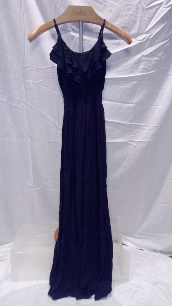 Body Central Sale >> Used Body Central Women S Blue Sleeveless Dress For Sale In
