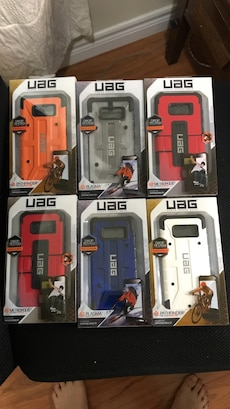 Galaxy S8 and S8+ Military UAG Cases