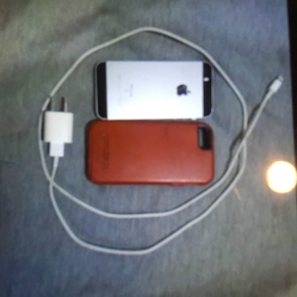 white and red power bank