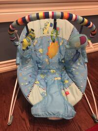 Vibrating baby seat Georgetown, L7G 5R8