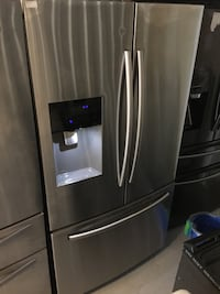 Samsung Stainless Steel French Door Refrigerator  Raleigh, 27606