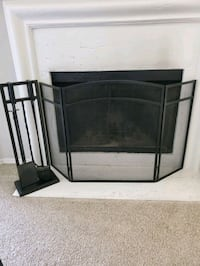 Fireplace Screen and Tools Franklin, 37067