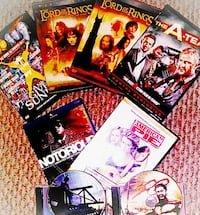 10 for $10!!!!  10 DVD MOVIES FOR $10  Spring Hill, 34608