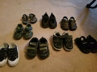toddler's assorted shoes size 6 Martinsburg, 25403
