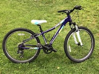 f9466026d8b Used Cannondale Trail 24 Youth mountain bike for sale in Greensburg ...