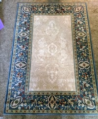 "Lightly used Karastan area rug 5'3"" by 7'10"" great condition Silver Spring, 20910"