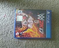 Sony PS4 wwe 2K17 game  Martinsburg, 25405