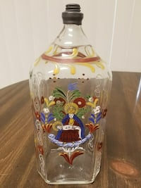 "Antique ""Stiegel Type"" Brides Bottle Palm Coast, 32137"
