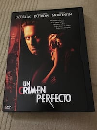 DVD Un crimen perfecto  Madrid, 28020