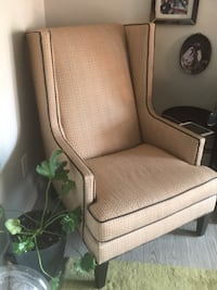 Custom wingback chair Edmonton, T5K 2N4