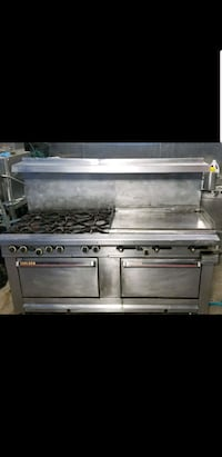 Restaurant eq Garland 6 feet stove with griddle Toronto, M5T 2H5