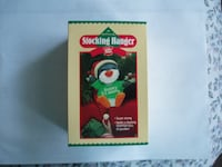 Hallmark Christmas Stocking Holder  2277 mi